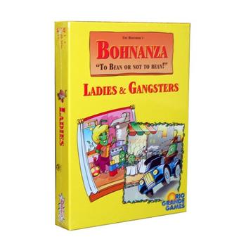 Bohnanza: Ladies & Gangsters Expansion board game