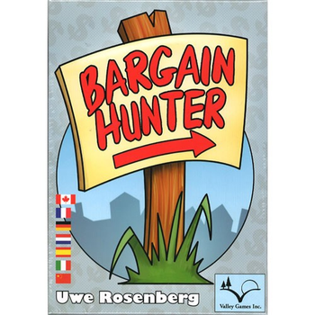 Bargain Hunter board game