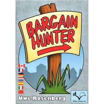 Bargain Hunter board game
