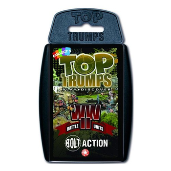 Top Trumps: Bolt Action board game