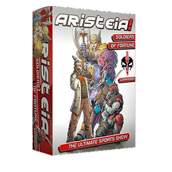 Aristeia! Soldiers of Fortune board game