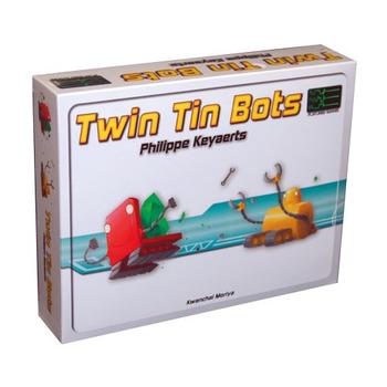 Twin Tin Bots board game