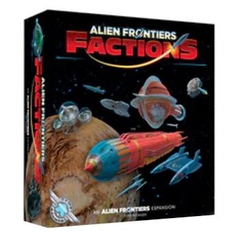 Alien Frontiers: Factions board game