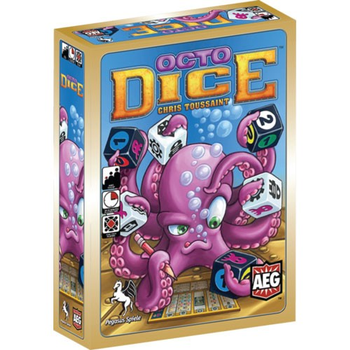 Octo Dice board game