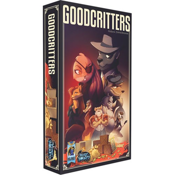 GoodCritters board game