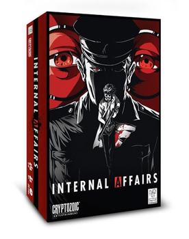 Internal Affairs board game