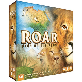 Roar: The King of the Pride board game