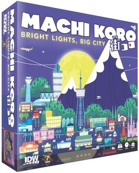 Machi Koro: Bright Lights, Big City board game