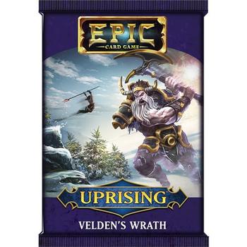 Epic Card Game: Uprising - Velden's Wrath board game