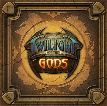 Twilight of the Gods board game