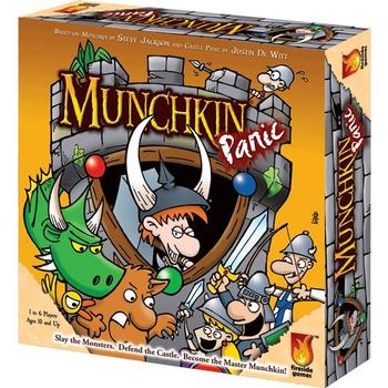 Munchkin Panic board game