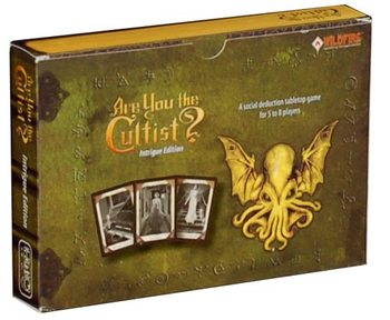 Are You the Cultist? (Intrigue Edition) board game