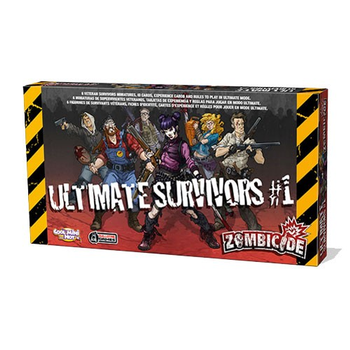 Zombicide: Ultimate Survivors #1 Expansion board game