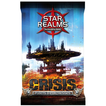 Star Realms: Crisis - Fleets & Fortresses board game