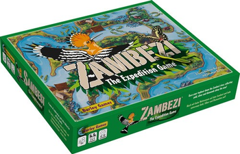 Zambezi: The Expedition Game board game