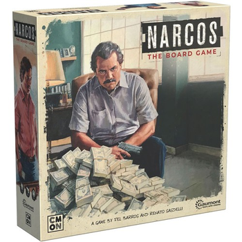 Narcos: The Board Game board game
