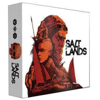 Saltlands board game