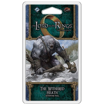The Lord of the Rings: The Card Game - The Withered Heath board game