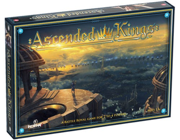 Ascended Kings (Limited Collector's Edition) board game