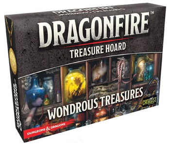 Dragonfire: Wondrous Treasures board game