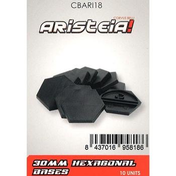 Aristeia! 30mm Hexagonal Bases