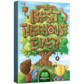 Best Treehouse Ever board game