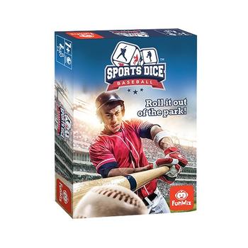 Sports Dice: Baseball board game