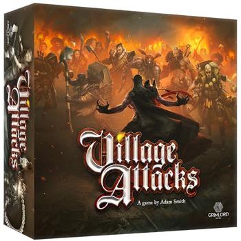 Village Attacks board game