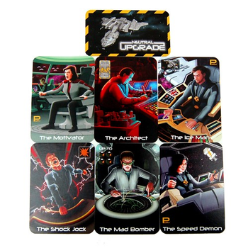 Gunship: First Strike! - Champions Set board game