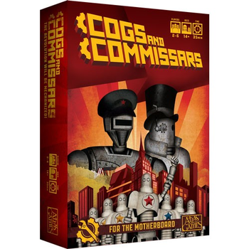 Cogs and Commissars board game