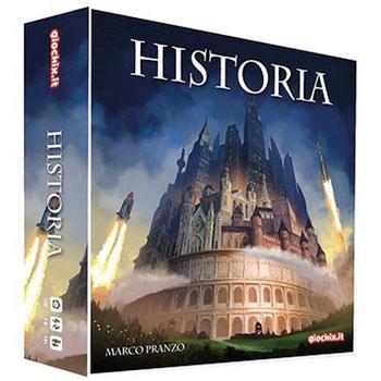 Historia board game