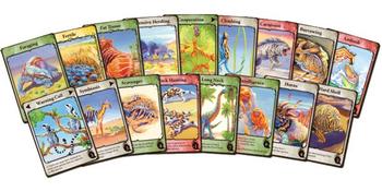 Evolution (2nd Edition): Trait Card Deck