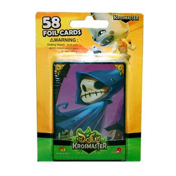 Krosmaster: Arena - Foil Card Set board game