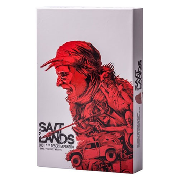 Saltlands: Lost in the Desert Expansion board game