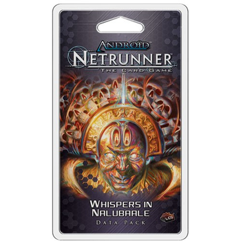 Android: Netrunner- Whispers in Nalubaale Data Pack board game