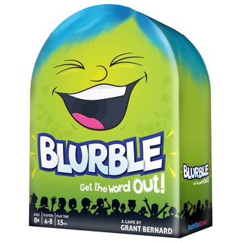 Blurble board game