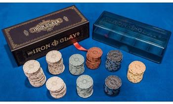 Brass: Iron Clays (100) board game