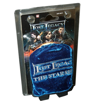 Lost Legacy: The Starship board game