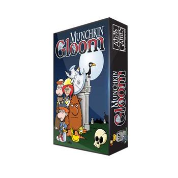 Munchkin Gloom board game