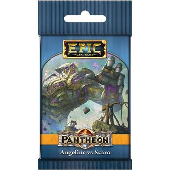 Epic Card Game: Pantheon - Angeline vs Scara board game