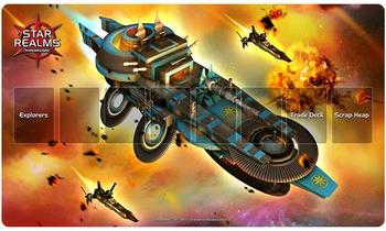 Star Realms: Playmat - Light Cruiser