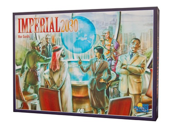 Imperial 2030 board game