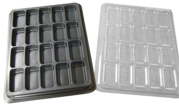 Counter Trays (Set of Ten) board game