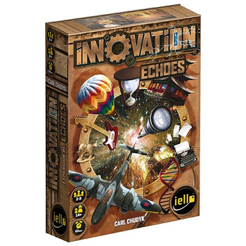 Innovation: Echoes Expansion board game