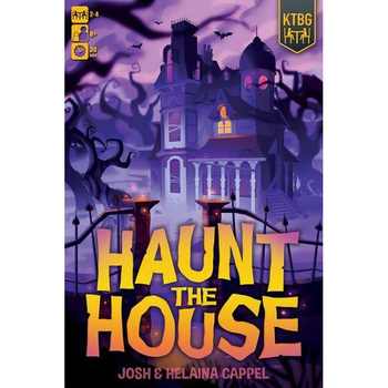 Haunt the House board game