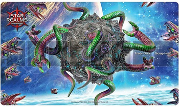 Star Realms: Playmat - Infested Moon