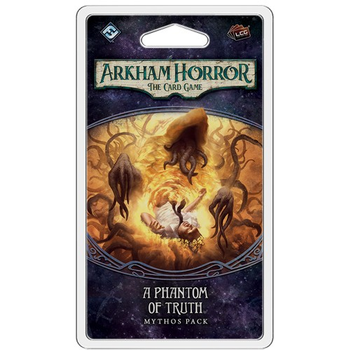 Arkham Horror: The Card Game - A Phantom of Truth Mythos Pack board game