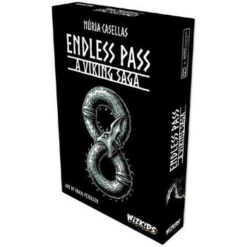 Endless Pass: A Viking Saga board game