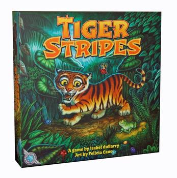 Tiger Stripes board game
