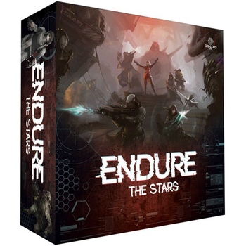 Endure the Stars board game